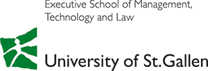 Executive School of Management Technology and Law University of St. Gallen
